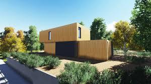 siete ventajas de casas modulares modernas y como puede hacer un uso completo de ella noem casas de madera modernas casas prefabricadas de diseño