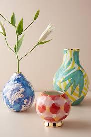 yellow vase yellow unique modern decorative vases anthropologie