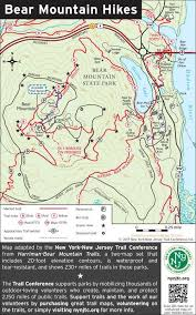bear mountain hiking trails the best of bear 2017
