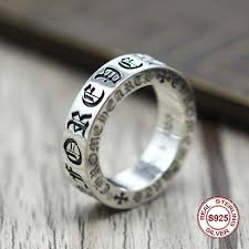 old rings silver images S925 pure silver men 39 s ring personality do old restoring ancient jpg