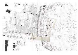 epping columbarium site plan architecture portfolio