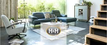 h et h canapé h et h le meuble contemporain tendance et familial abitare living