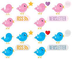 social media cartoon birds vector art u0026 graphics freevector com