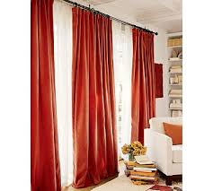 how long should curtains be what length should your curtains be all things thrifty