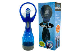 water bottle misting fan water misting fan perfect for outdoor activities reg 29 99 now