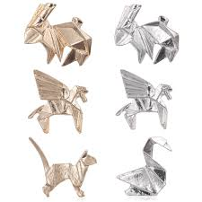 online buy wholesale metal origami from china metal origami