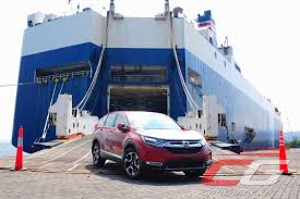 honda philippines the diesel powered 2018 honda cr v has arrived philippine car