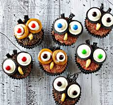 trick or treat ideas and recipes for fall desserts