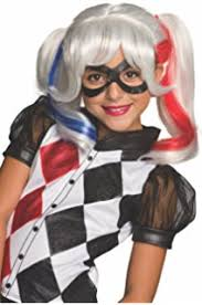 Halloween Costumes Harley Quinn Amazon Dc Super Villain Collection Harley Quinn U0027s
