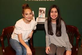 Barnes And Noble Book Signings Nyc Ziegler U2013 Maddieziegler U0027the Maddie Diaries U0027 Book Signing At