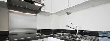 Stainless Steel Kitchen Backsplash Panels - Custom stainless steel backsplash