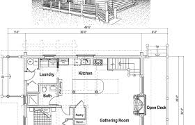 simple log cabin floor plans cabin plans small vacation plan log homes with lofts mini designs
