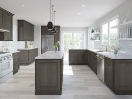light grey acrylic kitchen cabinets 5 timeless tips for designing a gray kitchen the rta store