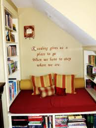 home design ideas book reading book nook