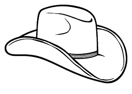 Coloring Pages Coloring Page Of A Hat