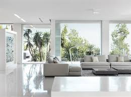 Windows To The Floor Ideas Living Room With Floor To Ceiling Glass Windows Interior Design