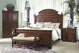 traditional king mansion bed by fine furniture design wolf and