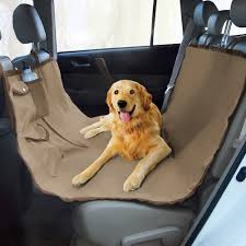 pets waterproof hammock back seat cover