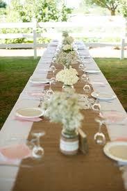 wedding table cloth 16 diy wedding table runner ideas