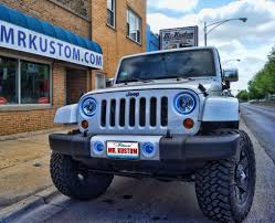 light blue jeep wrangler 2 door multi color halo lights and led strip lighting 2012 jeep wrangler