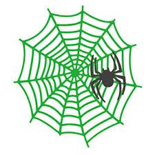 metal diy christmas cutting dies stencil spider web shapes