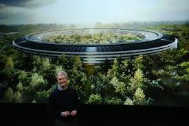 contemporary new apple office cupertino campus ii intended decor