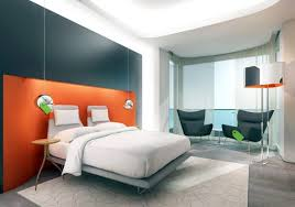 Fashion Bedroom Wall  Color Combination And Color Design - Color combination for bedroom