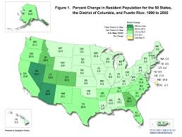 united states population map us state population map 1958 2014 here are the fastest