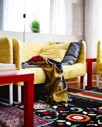 gros canapé gros plan sur le canape knopparp canapés ikea