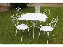 Beautiful Salon De Jardin Vienna Teck Fer Forge Table Ovale Mosaique Fer Forg Trendy Emejing With Table Ovale