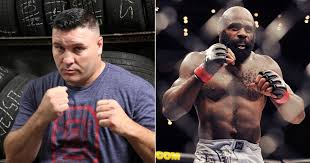 Dada 5000 Backyard Fights Kimbo Slice Street Fighting Legend Dead At 42 Rolling Stone