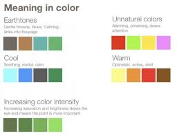 colors meaning color has meaning juice analytics