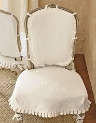 Armchair Slip Cover Linen Slipcover