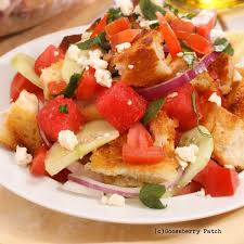 Backyard Cookout Ideas with Gooseberry Patch Recipes Tomato Salad With Grilled Bread From 150