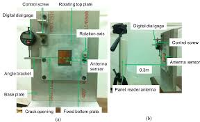 passive wireless antenna sensor for strain and sensing