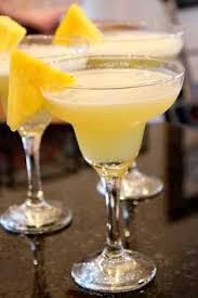pineapple upside down cake shot 1oz vanilla vodka 1oz pineapple