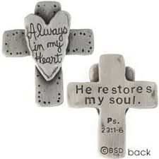 pocket crosses 22 best scripture verse pocket tokens reminders images on
