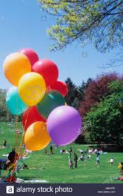 deliver balloons nyc new york city balloons at birthday party in central park on cedar