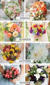 list of fall flowers wedding flowers by seasons seasonal flowers for wedding