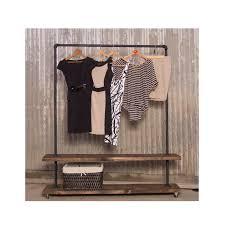 Bedroom Wall Clothes Rack Bedroom Furniture Wall Hanging Clothes Rack Commercial Clothing
