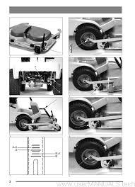 lawn mower 8211 3037 03 stiga villa 92m 107m operators manual