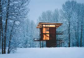 a beautiful winter retreat home design pinterest