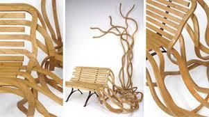 wooden designs got wood 14 brilliant carved wooden bench designs urbanist