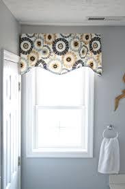 Ideas For Bathroom Window Treatments Bathroom Window Valance Ideas Bathroom Ideas