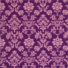 purple echino canvas fabric leopard ornament echino