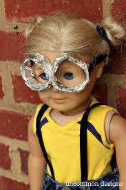 18 Doll Halloween Costumes Minion American Doll Halloween Costume Uncommon Designs