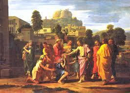 Blind Man At Bethsaida Historical Foundations Of Christianity