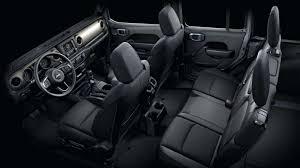 2018 jeep wrangler interior fully revealed 2018 jeep wrangler interior car assessment