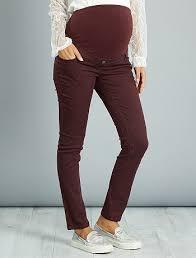 maternity trousers slim cut stretch maternity trousers maternity kiabi 19 00eur
