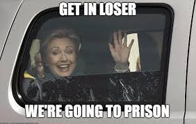 Jail Meme - hillary clinton s going to jail eurokeks meme stock exchange